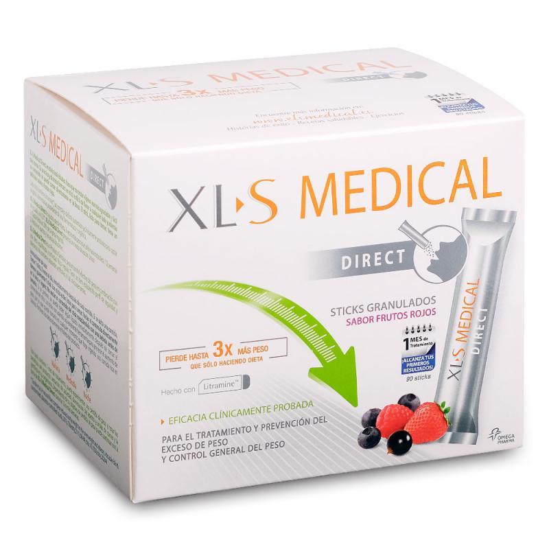 edf5ef7e3fa9 XLS Medical Captagrasas 90 Sticks   49.95€